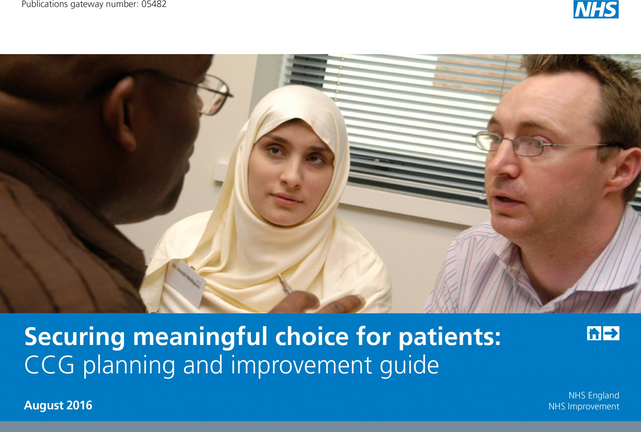 Patient choice planning and improvement guide - Southwark ...