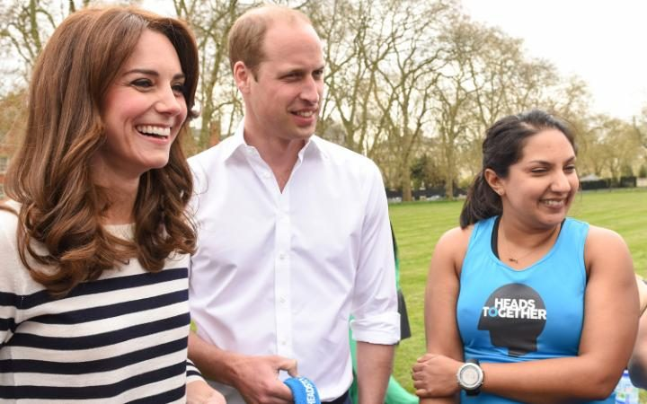 royals talk mental health